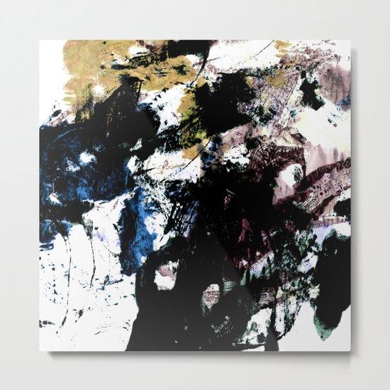 abstract 16 I Metal Print
