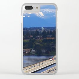 Eastside Clear iPhone Case
