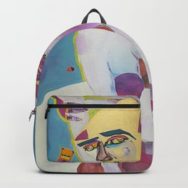 Madonna Cut Backpack