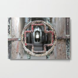 Infirmary Metal Print