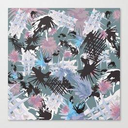 Splish Splosh Splat Canvas Print