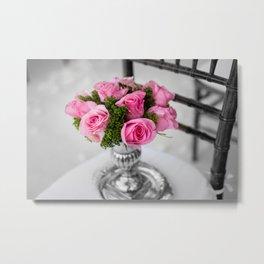 Flowers of Motherly Love Metal Print
