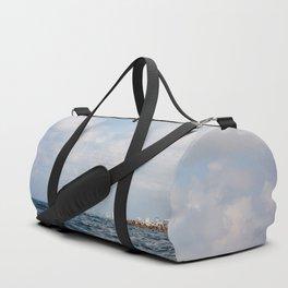 Panama City Beach Duffle Bag