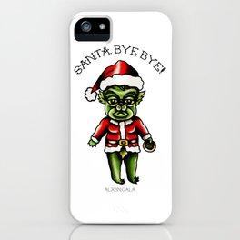 Baby Grinch Kewpie iPhone Case