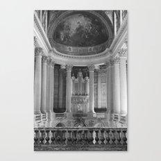 VERSAILLES IV Canvas Print