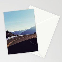 Baker, Artist Point Highway Stationery Cards