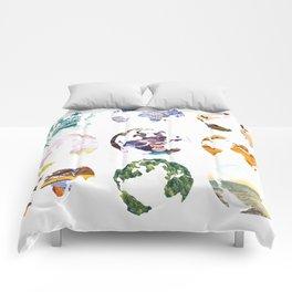Globes Comforters
