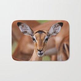 Young Impala - Africa wildlife Bath Mat