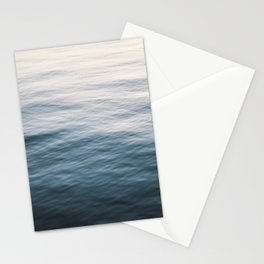 Ocean Fade Stationery Cards