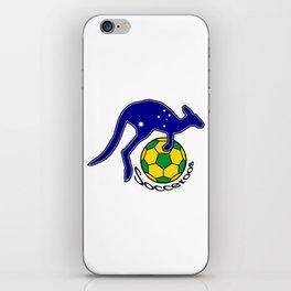 Australia Socceroos ~Group C~ iPhone Skin