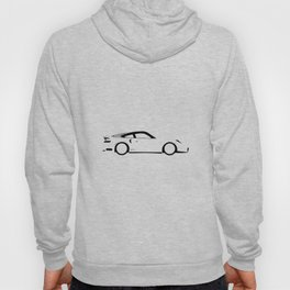 Fast Red Car Hoody