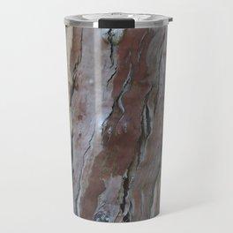 TEXTURES -- Fern-Leaved Ironwood Bark Travel Mug