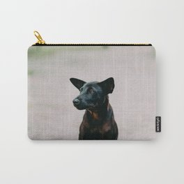 Dog by Pesce Huang Carry-All Pouch