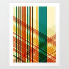 pattern 3 Art Print