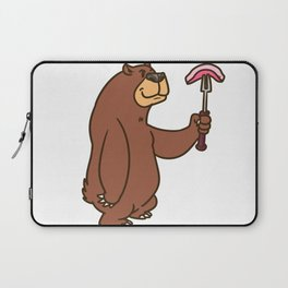 grill barbeque baer Laptop Sleeve