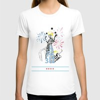 politics T-shirts featuring Chicago Politics by AMP-CRAYON