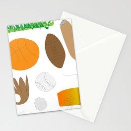 Sports Nut (Jaidyn) Stationery Cards