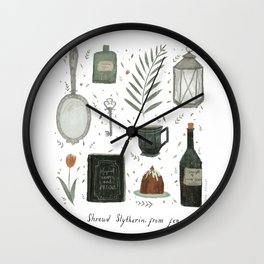 House of the Cunning Wall Clock