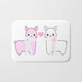 Alpaca Love Bath Mat