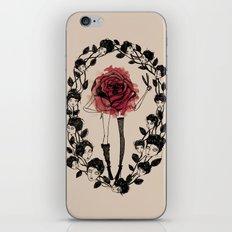 The wreath iPhone & iPod Skin