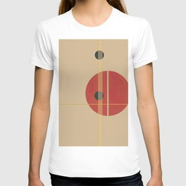 Geometric Abstract Art #3 T-shirt