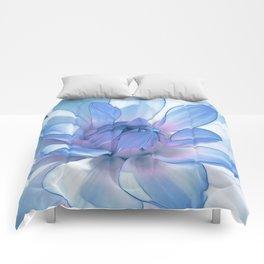 Dahlia blue 202 Comforters
