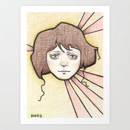 Aubrie Art Print
