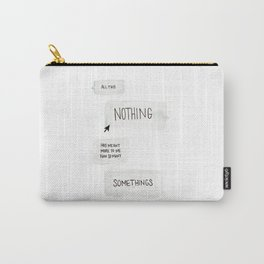 You've Got Mail- All This Nothing Carry-All Pouch