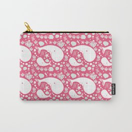 The Whales dance Carry-All Pouch