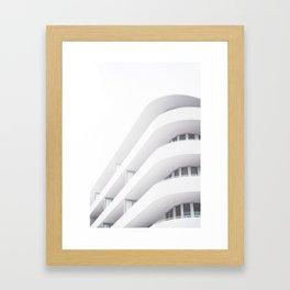 Art Deco Miami Beach #20 Framed Art Print