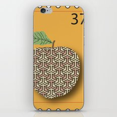 Patterned Apple iPhone & iPod Skin