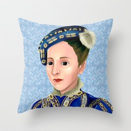 Edward VI  Throw Pillow