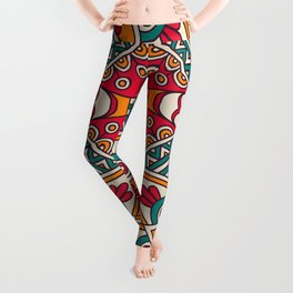 Yoga Girl Coffee Mug Leggings