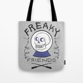 Freaky Friends Tote Bag