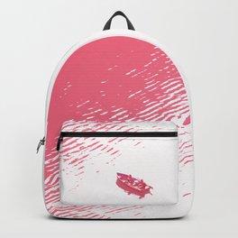 PINK OCEAN Backpack