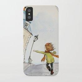 Run iPhone Case
