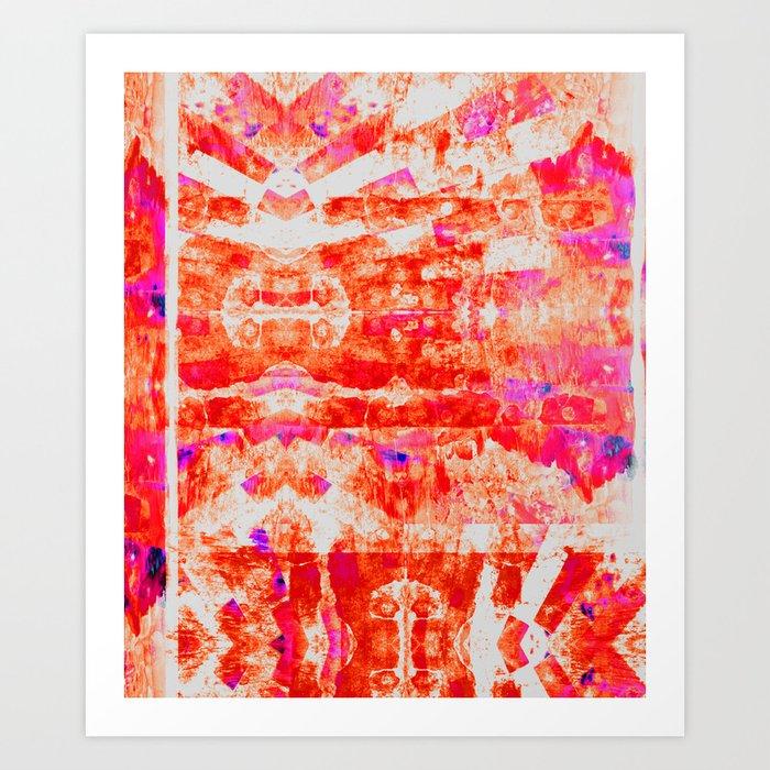 Bioluminescence 3 Art Print
