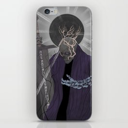 Realization of The Immortal iPhone Skin