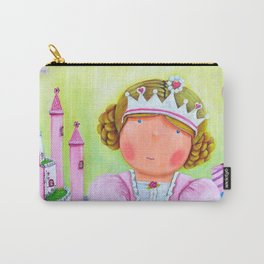 "Mia ""The Princess"" Carry-All Pouch"