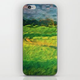Division Landscape iPhone Skin