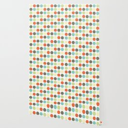 Colorful Dots Number 1 Wallpaper