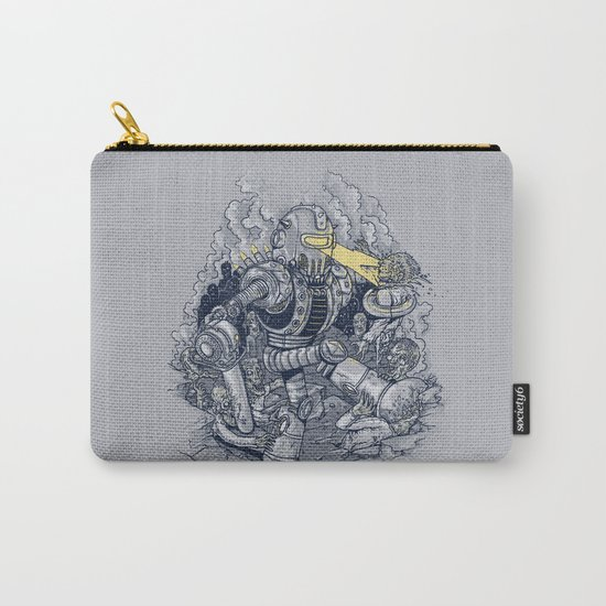 Zombie Exterminator Carry-All Pouch