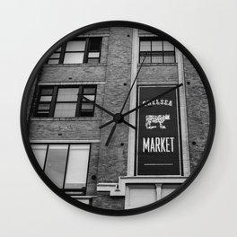 Chelsea Market Wall Clock