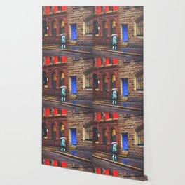 New York City Rainy Afternoon Wallpaper