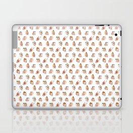 Mountain Fresh Hair Pattern Laptop & iPad Skin