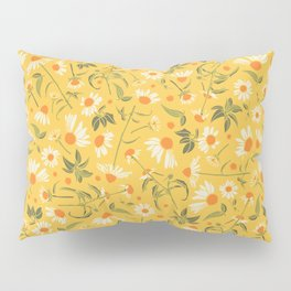 Daisy Days Pillow Sham