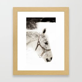 Long story short Framed Art Print