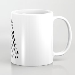 Shower in bathroom Coffee Mug