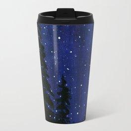 Twinkle, Twinkle, Stars Night Sky Painting Travel Mug