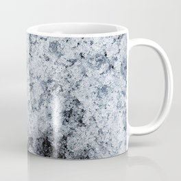 Ice Frost Crystals Coffee Mug
